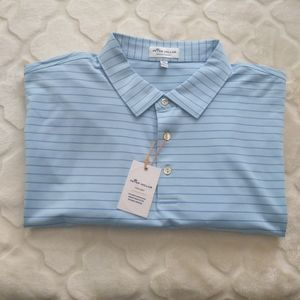 Peter Millar Crown Sport Summer Stretch Polo XXL